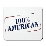 All American Mousepad