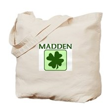 MADDEN Family (Irish) Tote Bag