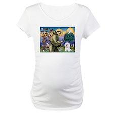 St Francis / Bichon Frise Shirt