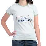 All American Jr. Ringer T-Shirt