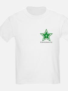 Esperanto Star T-Shirt