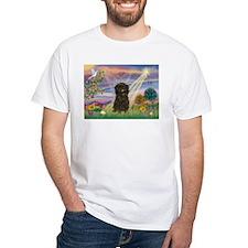 Cloud Angel & Affenpinscher Shirt