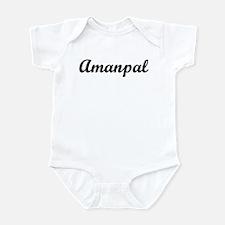 Amanpal Infant Bodysuit