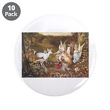 """Fairies 11 3.5"""" Button (10 pack)"""