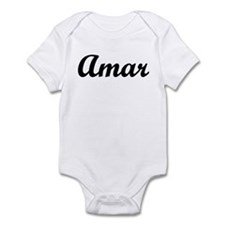 Amar Infant Bodysuit