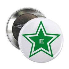 "Esperanto Star 2.25"" Button"