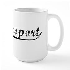 Vintage Williamsport (Black) Mug