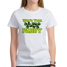 Who's Your Paddy? Tee