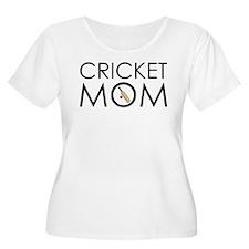 Cricket Mom T-Shirt