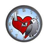 African grey parrot Basic Clocks