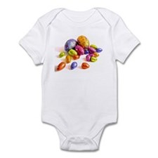 Easter Eggs Infant Bodysuit