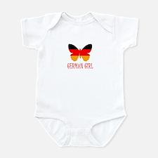Germany Girl Infant Bodysuit