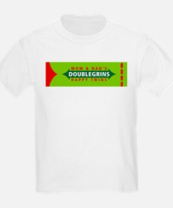 Doublegrins Happy Twins T-Shirt