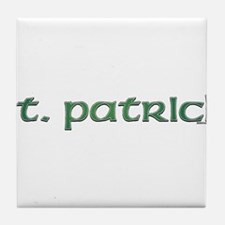 Cool Celtic theme Tile Coaster
