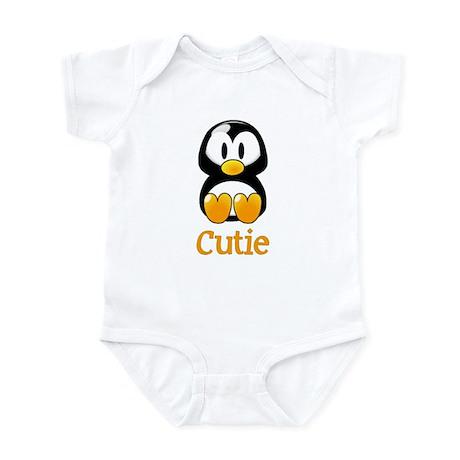 Cute Baby penguin Infant Bodysuit