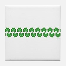 Celtic theme Tile Coaster