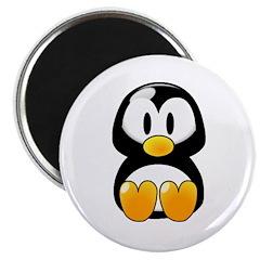 """Baby Penguin 2.25"""" Magnet (10 pack)"""