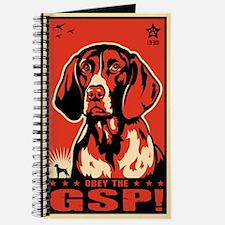 German Shorthaired Pointer! Dog Journal