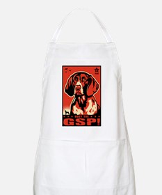 German Shorthaired Pointer! BBQ Apron