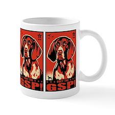 German Shorthaired Pointer! Propaganda Mug