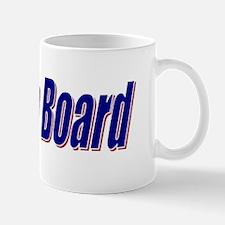 Finn On Board Mug