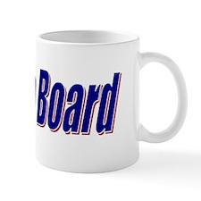Finn On Board Small Mug