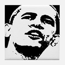 Barack Obama Tile Coaster