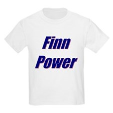 Finn Power Kids T-Shirt