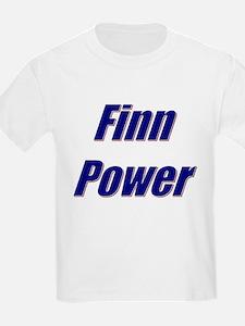 Finn Power Kids T-Shirt