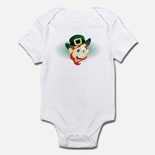 Funny Luck of the irish Infant Bodysuit