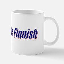 Proud To Be Finnish Mug