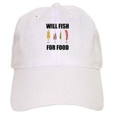 Will Fish For Food Cap