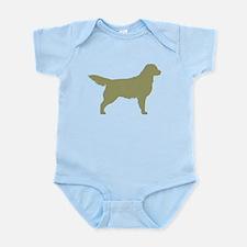 Sage Golden Retriever Infant Bodysuit