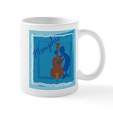 Cool Memphis Blue Mug