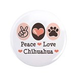 Peace Love Chihuahua 3.5