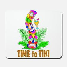 TIME to TIKI Mousepad