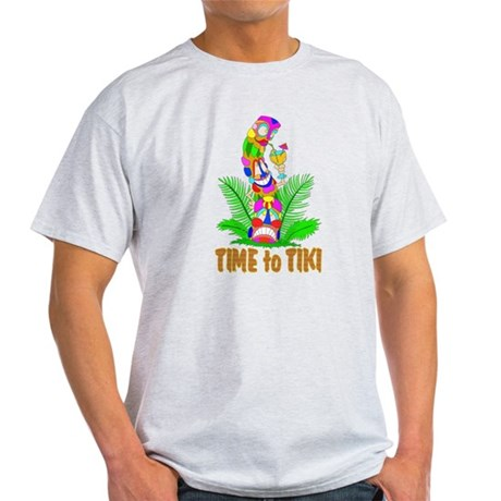 TIME to TIKI Light T-Shirt