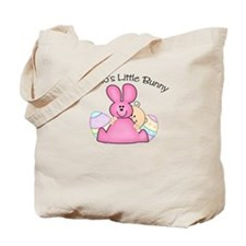 Abuelo's Little Bunny GIRL Tote Bag