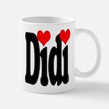 I love Didi Mug