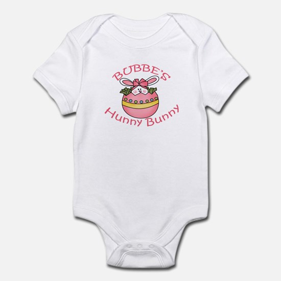Bubbe's Hunny Bunny GIRL Infant Bodysuit