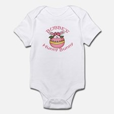 Bubbe's Hunny Bunny GIRL Onesie
