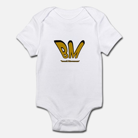Bowel Movement Infant Bodysuit