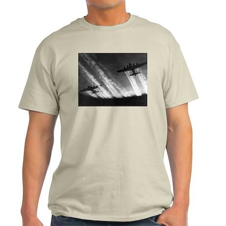 B-17's Ash Grey T-Shirt