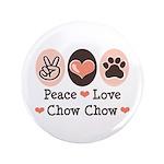 Peace Love Chow Chow 3.5