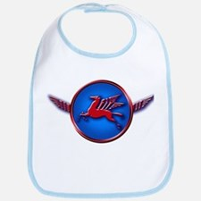 Flying Red Bib