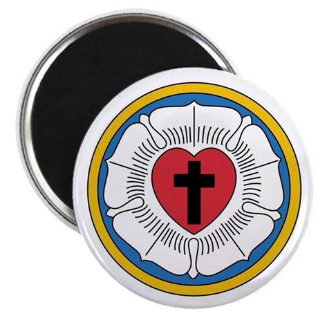 """Luther's Seal 2.25"""" Magnet (10 pack)"""