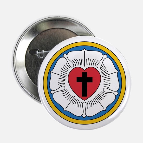 "Luther's Seal 2.25"" Button"