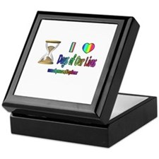 LOVE DAYS OF OUR LIVES Keepsake Box
