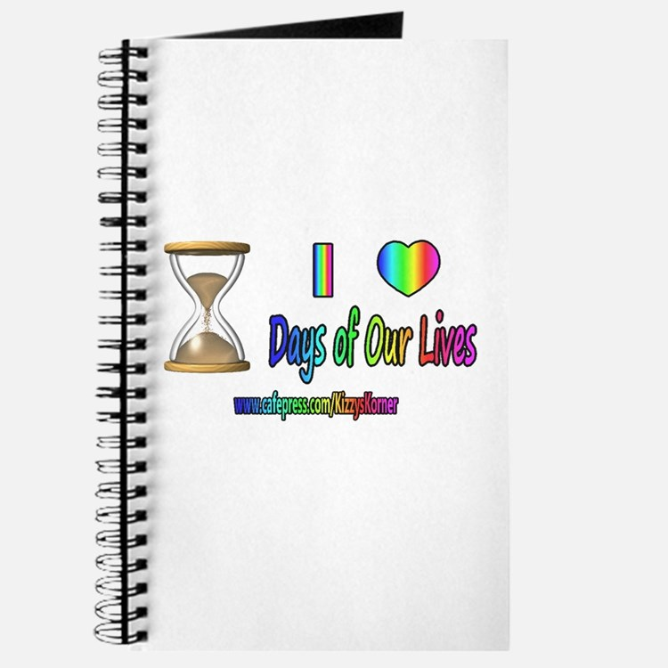 LOVE DAYS OF OUR LIVES Journal