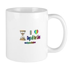 LOVE DAYS OF OUR LIVES Mug